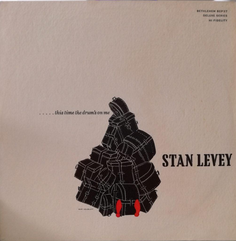 Copetina Stan Levey