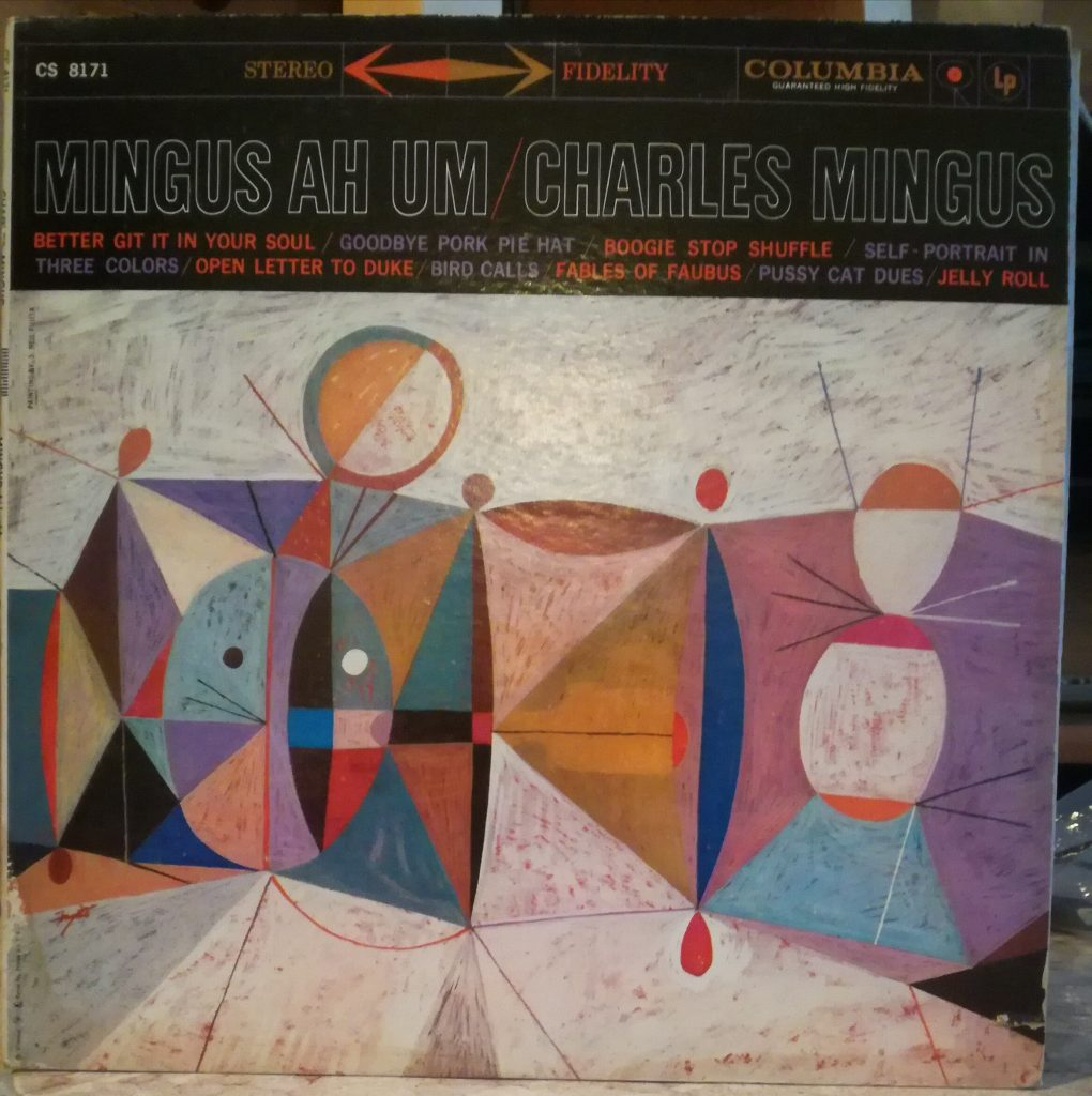 Charles Mingus - Promotional e Review copy - Ah Um - Three or four shades of blues